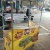 有辆烤冷面麻辣烫小餐车出售,有想要的联系