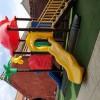 幼儿园搬迁出售滑梯草坪等幼儿园用品