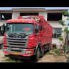 出售前四后四江淮格尔发16年9月份国五车7.2米高蓝跑了17万公里个人一手车