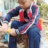 找孩子,万分感谢,李赛蒙,12岁,中午12点半从徐庄走失,往东方向穿着校服,有人看到请告诉他家长,必有重谢!