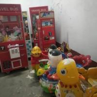 娃娃机、摇摇车出售,英伦风娃娃机 ,兑币机,共7台。新旧程度:89成新使用感受:使用一切正常有意者可以与我联系